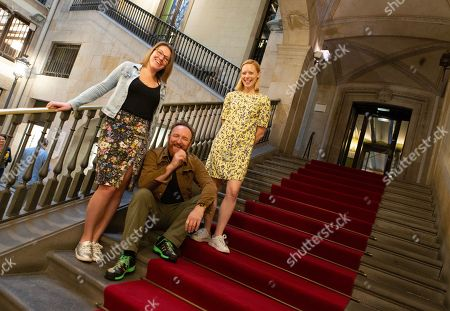 Editorial photo of Royal Shakespeare Company in Barcelona, Spain - 10 Oct 2019