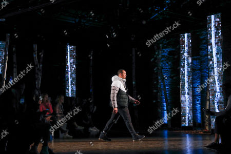 Editorial image of DICK'S Sporting Goods Fashion Show, New York, USA - 09 Oct 2019