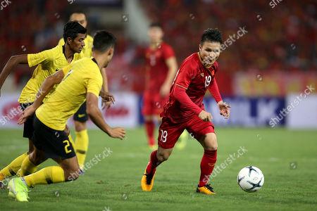 Editorial picture of Vietnam vs Malaysia, Hanoi - 10 Oct 2019
