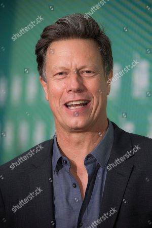 Stock Photo of Gavin Hood poses for photographers upon arrival at the film 'Official Secrets' which is screened as part of the London Film Festival, in central London
