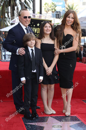 Editorial image of Tommy Mottola honored with a Star on the Hollywood Walk of Fame, Los Angeles, USA - 10 Oct 2019