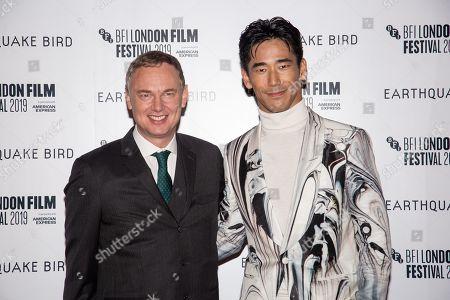 Wash Westmoreland and Naoki Kobayashi