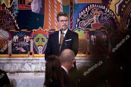 Editorial image of Gala Dinner on the occasion of the World Mayors Summit, Copenhagen, Denmark - 10 Oct 2019