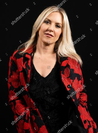 "Stock Image of This photo shows singer-songwriter Liz Phair posing for a portrait to promote her memoir ""Horror Stories,"" in Los Angeles"
