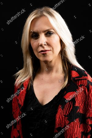 "Stock Picture of This photo shows singer-songwriter Liz Phair posing for a portrait to promote her memoir ""Horror Stories,"" in Los Angeles"