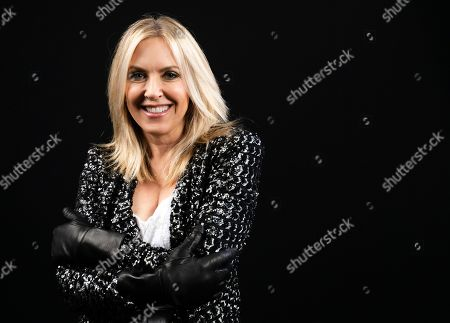 "This photo shows singer-songwriter Liz Phair posing for a portrait to promote her memoir ""Horror Stories,"" in Los Angeles"