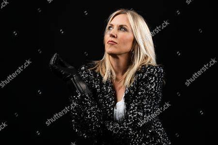 Editorial picture of Liz Phair Portrait Session, Los Angeles, USA - 04 Oct 2019