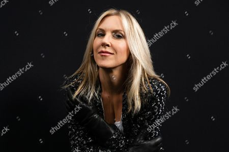 Editorial photo of Liz Phair Portrait Session, Los Angeles, USA - 04 Oct 2019