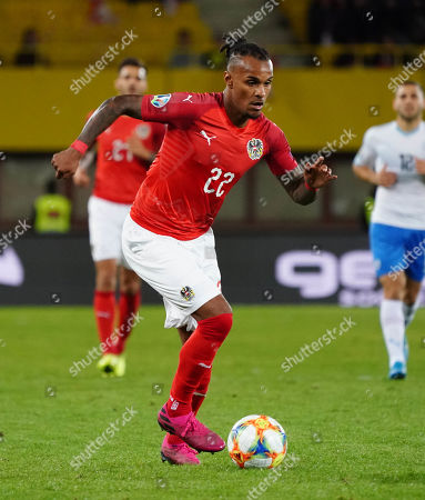 10.10.2019 Football, Nationalteam, OEFB, Prater, Ernst-Happel-stadium, AUT - ISR, Austria - Israel, 