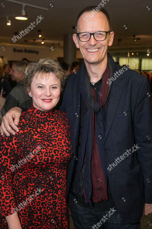 Monica Dolan and Paul Trussell