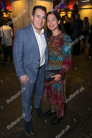 Editorial image of 'Groan Ups' party, After Party, London, UK - 10 Oct 2019