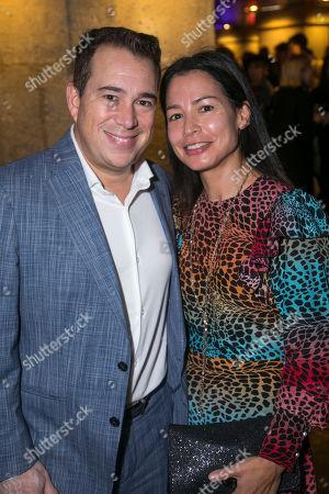 Kenny Wax (Producer) and Daniella Wax
