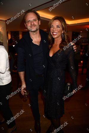 Editorial image of Discover Film party at the Ivy Club, London, UK - 10 Oct 2019