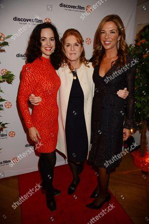 Sally Wood, Sarah Duches of York, Heather Kerzner