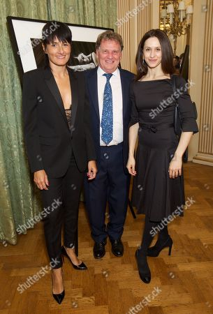 Paola Kudacki, Ambassador R Carlos & Marianela Nunez