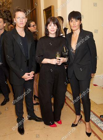 Stock Image of James Penfold, Karen Phelps & Paola Kudacki