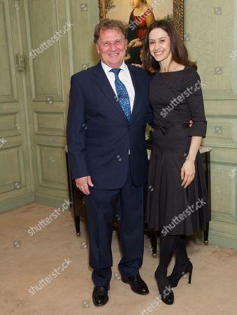 Ambassador R Carlos & Marianela Nunez