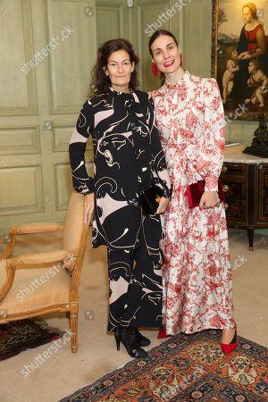 Venetia Scott & Maria Kastani