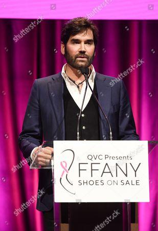 Editorial photo of QVC Presents 'FFANY Shoes on Sale', Inside, Ziegfeld Ballroom, New York, USA - 10 Oct 2019