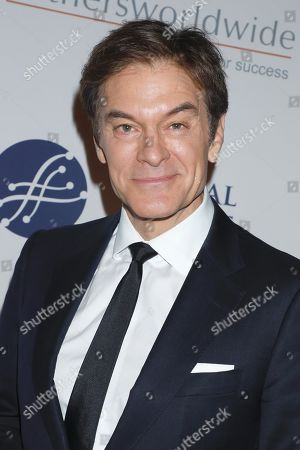 Stock Picture of Dr Mehmet Oz