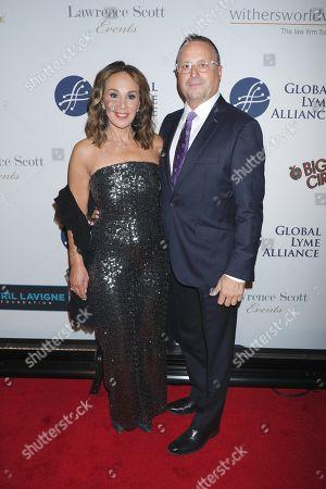 Rosanna Scotto and Louis John Ruggiero