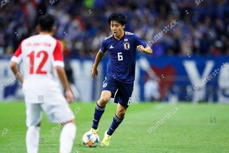 Stock Image of Wataru Endo (JPN)