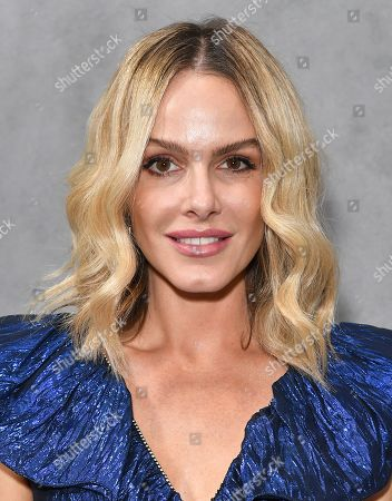 Editorial image of 17th Annual Gala in the Garden, Arrivals, Hammer Museum, Los Angeles, USA - 12 Oct 2019