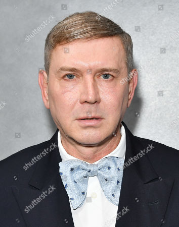 Editorial picture of 17th Annual Gala in the Garden, Arrivals, Hammer Museum, Los Angeles, USA - 12 Oct 2019