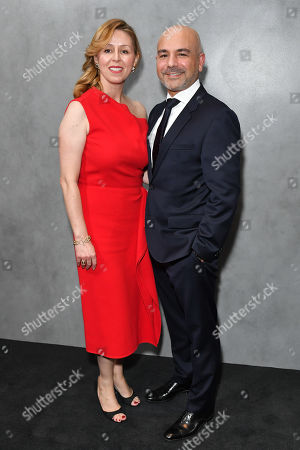 Melina Esrailian and Eric Esrailian