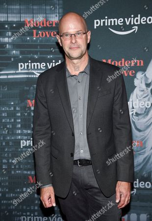"Daniel Jones attends the premiere party for the Amazon Original series ""Modern Love"" at a Museum of Modern Love pop-up venue, in New York"