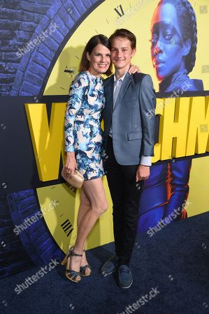 Charlie Cryer and Suzanne Cryer