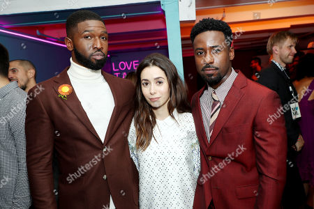 Editorial photo of Amazon Prime Video Presents The Museum of Modern Love Grand Opening Event, New York, USA - 10 Oct 2019