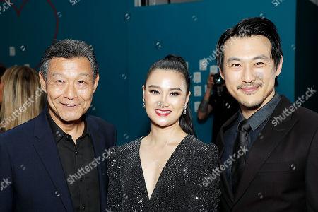 James Saito, Yoon Seongy, James Chen