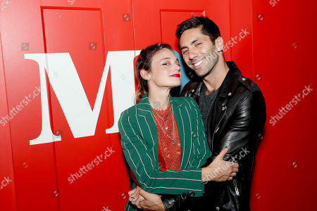 Editorial image of Amazon Prime Video Presents The Museum of Modern Love Grand Opening Event, New York, USA - 10 Oct 2019
