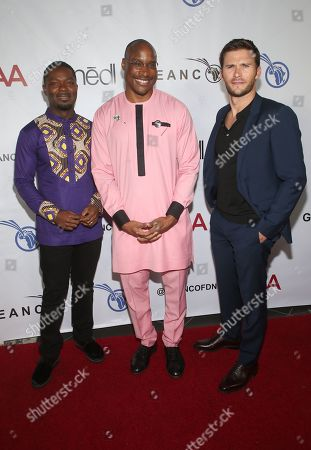 Editorial picture of GEANCO Foundation Hollywood Gala, Arrivals, SLS Hotel, Los Angeles, USA - 10 Oct 2019
