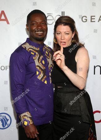 David Oyelowo, Jessica Oyelowo