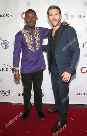 Editorial photo of GEANCO Foundation Hollywood Gala, Arrivals, SLS Hotel, Los Angeles, USA - 10 Oct 2019