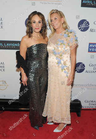 Editorial photo of 5th Annual Global Lyme Alliance Gala, Arrivals, Cipriani 42nd Street, New York, USA - 10 Oct 2019