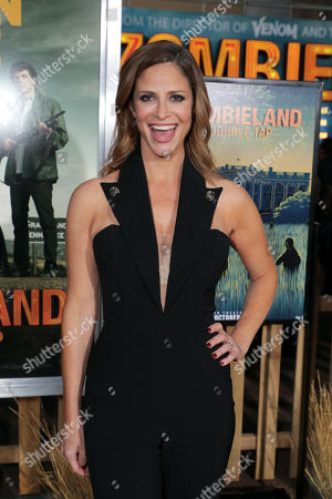 Stock Picture of Andrea Savage