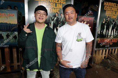 rekstizzy and Roy Choi