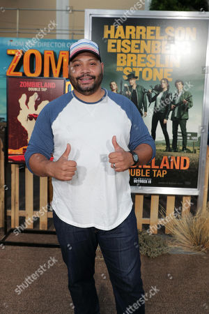 Stock Picture of Colton Dunn