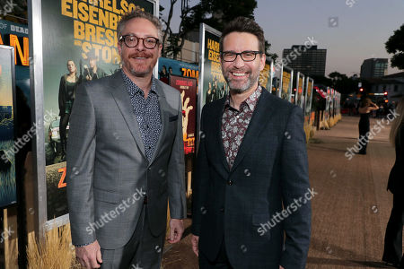 Paul Wernick, Writer/Executive Producer, and Rhett Reese, Writer/Executive Producer,