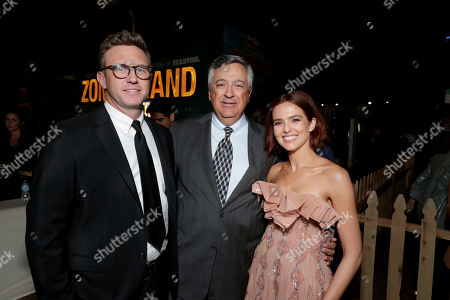 Editorial picture of Columbia Pictures 'Zombieland: Double Tap' World Premiere at the Regency Village Theatre, Westwood, CA, USA - 10 October 2019
