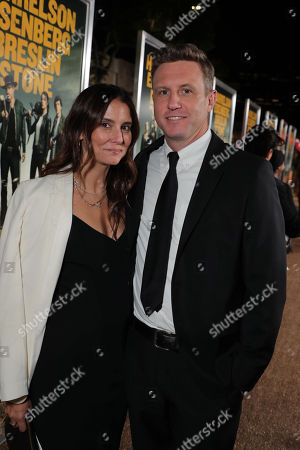 Holly Shakoor and Ruben Fleischer, Director/Executive Producer,