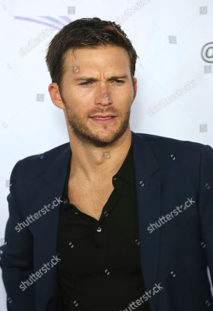 Scott Eastwood attends the GEANCO Foundation Hollywood Gala at the SLS Beverly Hills, in Los Angeles