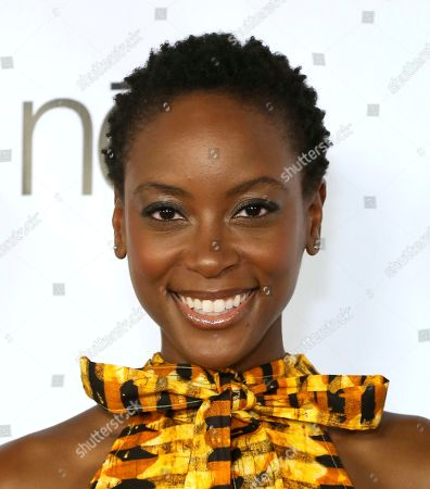 Stock Photo of Tracy Ifeachor attends the GEANCO Foundation Hollywood Gala at the SLS Beverly Hills, in Los Angeles