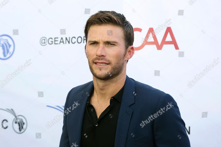 Scott Eastwood attends the GEANCO Foundation Hollywood Gala at SLS Beverly Hills, in Los Angeles