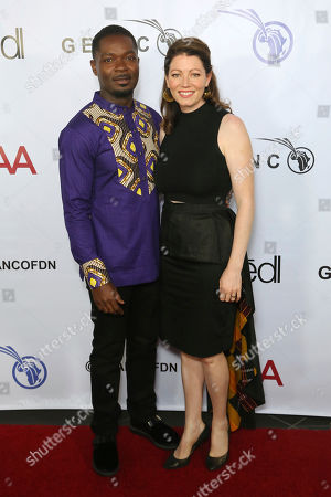 Editorial picture of GEANCO Foundation Hollywood Gala, Los Angeles, USA - 10 Oct 2019