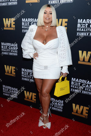 Editorial photo of WE tv 'Marriage Boot Camp: Family Edition' premiere, Skybar at Mondrian, Los Angeles, USA - 10 Oct 2019