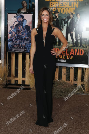 Editorial picture of Premiere of Zombieland: Double Tap, in Los angeles, USA - 10 Oct 2019